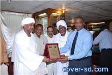 رياضيو جدة يكرمون مدرب منتخب الشباب السوداني الكابتن هيثم سلمان
