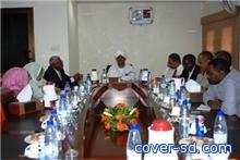 الأمين العام لجهاز المغتربين يلتقي الملحقين الإعلاميين  الجدد