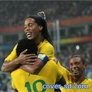 رونالدينيو ضمن تشكيلة البرازيل لمواجهة الأرجنتين