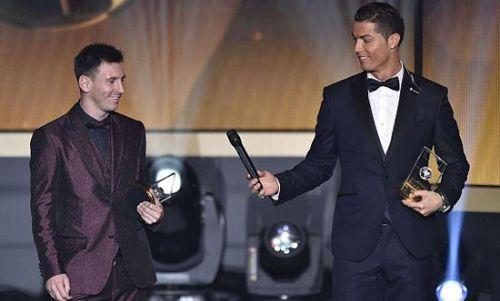 رونالدو: سعيد بالفوز ولكني اتمنى ان اكون اعظم لاعب في التاريخ