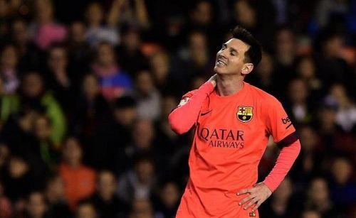 انريكي :لا اتخيل برشلونة بدون ميسي