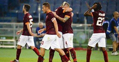روما يواجه باليرمو في مباراة على سطح صفيح ساخن
