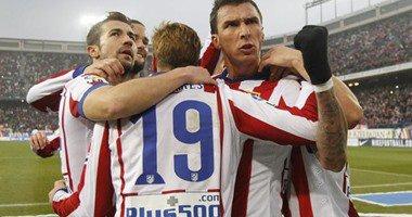 اتلتيكو مدريد يكسب غرناطة بهدفين مقابل هدف