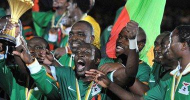 زامبيا و الكنغو يتعادلان بهدف لكل في امم افريقيا