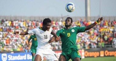 السنغال تنشل غانا في آخر الثواني و تحقق اول فوز في البطولة