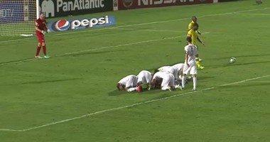 الجزائر تحول تأخرها بهدف لفوز كاسح على جنوب افريقيا وتتصدر مجموعة الموت