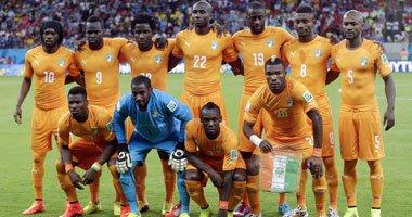 ساحل العاج و غينيا يتعادلان بهدف لكل في امم افريقيا