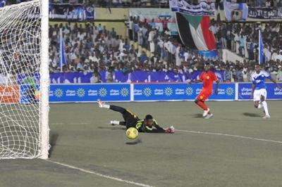 الريشة : هدفا علاء الدين وكيبي اجمل اهداف الكرة السودانية على الاطلاق