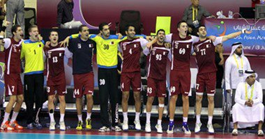 قطر تلتقي بولندا وإسبانيا مع فرنسا فى نصف نهائى مونديال اليد