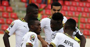 غانا تضرب غينيا بثلاثية و تتأهل لنصف النهائي
