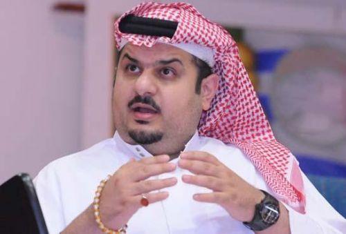 عبد الرحمن بن مساعد يستقيل عن رئاسة الهلال السعودي