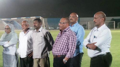 الكاردينال يطالب جماهير الهلال بدعم النادي