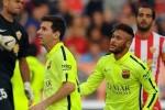 ماتيو يقود برشلونة لكسر صمود سيلتا فيغو