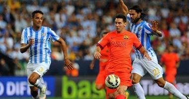 برشلونة يتعثر بالتعادل امام إشبيليه