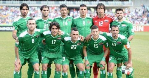 العراق تلعب مباريات تصفيات مونديال 2018 بأيران