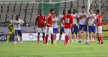 الزمالك يواجه سانغا و الاهلي المصري امام الافريقي التونسي