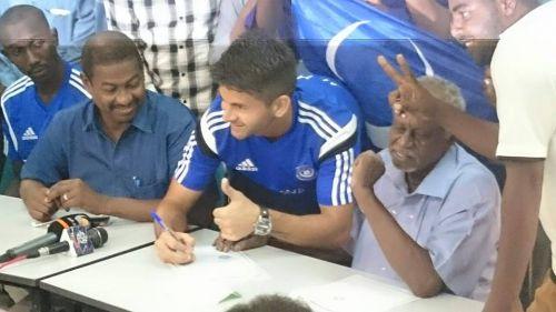 البرازيلي زينهو ينضم رسميا للهلال لـــ(عامين)