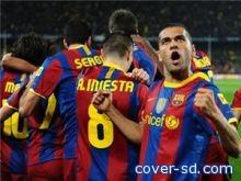 برشلونة يتلاعب بالريال ويهزمه بخماسية نظيفة