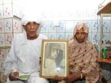 اتفقا عليه منذ الخطوبة ورفضا فكرة الاحتفال به سنويا  ... سوداني وزوجته يستعدان للاحتفال بمرور  نصف قرن على زواجهما