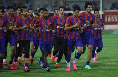مبروك يختار 23 لاعبا للدفاع عن الوان الاهلي المصري ضد اورلاندو