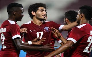 قطر واليمن يتعادلان ويتأهلان ببطولة غرب آسيا