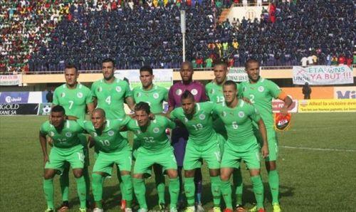 الجزائر تخسر  من غينيا