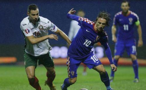 نجم الريال لوكا يتعرض للاصابة في مباراة كرواتيا