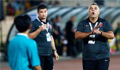 مدرب الاهلي كوزمين سعيد بعد التأهل للدور النهائي بدوري أبطال آسيا
