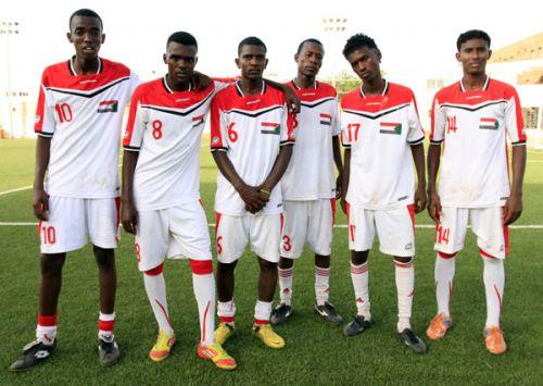 منتخب الناشئين السوداني يصل أسمرا