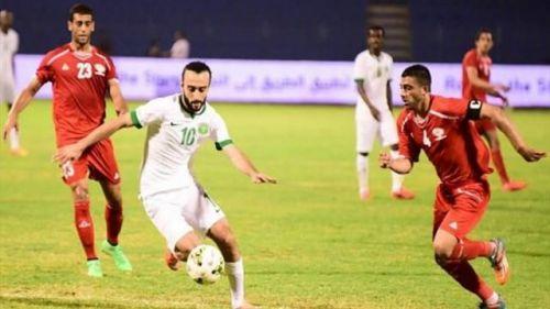 الرياض..بعثة السعودية تطير على متن طائرة خاصة الى عمان