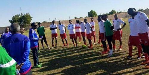 المنتخب يصل كريمة لمواجهة زامبيا بالأربعاء