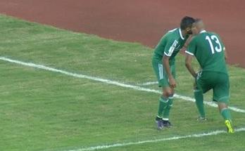 سليماني تقود الجزائر للتعادل مع تنزانيا في التصفيات الأفريقية