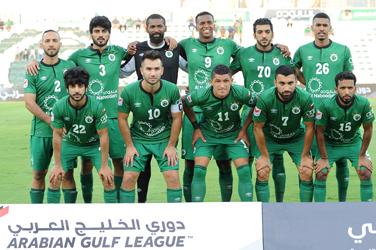 الدوري الإماراتي..الشباب يجلد الشعب بثلاثية