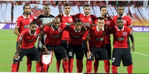 العين يكسب الاهلي يثلاثية في الدوري الإماراتي