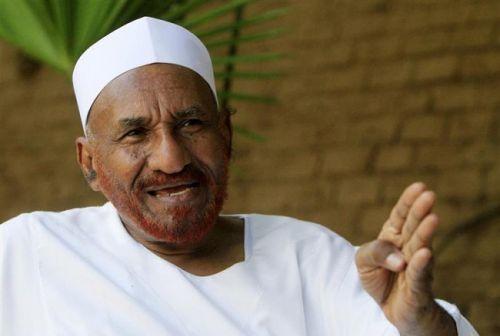 إنشقاق وشيك في حزب الأمة يقوده مبارك الفاضل وتوقعات بوصول الصادق المهدي قريباً
