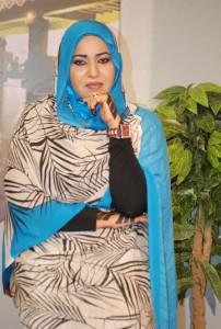 المذيعة نسرين حسن الإمام :أزمة تلفزيون السودان ستتلاشي قريباً .نحن لسنا جاهلات هذه الإتهامات غير صحيحة