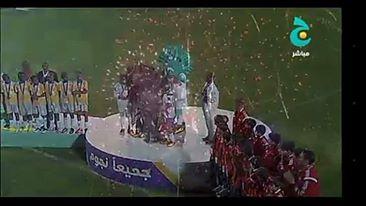 السودان يتوج بـــــ(كاس جيم ) الدولية القطرية