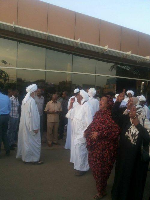 عااااجل : وفاة الشيخ حسن عبد الله الترابي