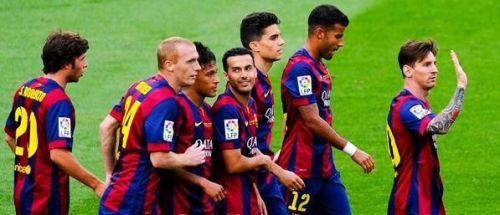 دوري ابطال اوروبا..مواجهة نارية بين برشلونة و ارسنال