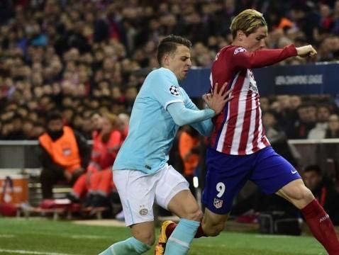 ركلات الترجيح تقود أتليتكو مدريد لربع نهائي الأبطال