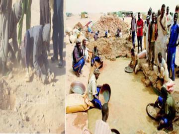 المعدنون السودانيون يواجهون الخطف والإسترقاق والموت علي الحدود الغربية