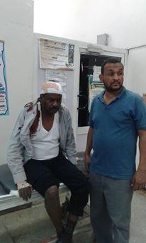 الزميل ابوشامة تعرض لحادث سير بالخرطوم