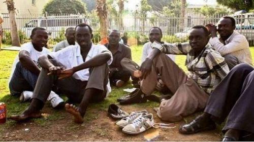 السودانيون بالقاهرة من جحيم الي شقاء