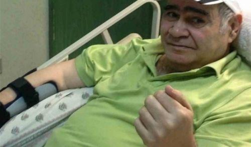 وفاة الفنان المصري سيد زيان