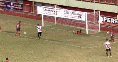 لاعب يغضب الجماهير في الدوري البرازيلي