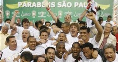 ساوباولو  يكسب مينيرو بهدف و يقترب من نصف نهائى ليبرتادوريس