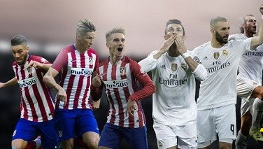 ريال مدريد يتحدى أتلتيكو مدريد في نهائي دوري الأبطال