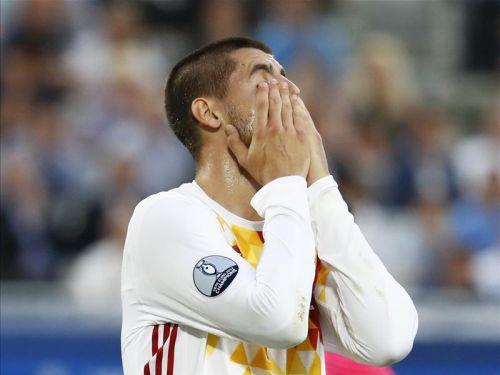اسبانيا تخسر بهدفين لهدف من منتخب كرواتيا