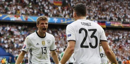 يورو 2016 ..المانيا تهزم إيرلندا بهدف نظيف