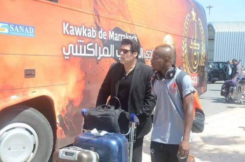كوفي يؤكد وصوله بالجمعة بعد إنقضاء اجازته